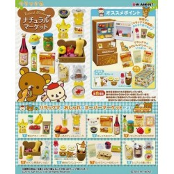 Rilakkuma Cat Cafe Re-Ment rement miniature blind box
