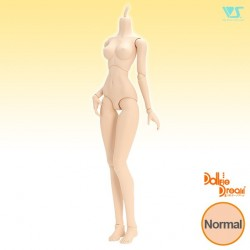 VOLKS DD Dollfie Dream Doll DDH-07 Eye Hole Open Soft Cover ver. Normal Head Color Cabeza