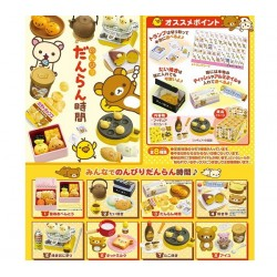 Rilakkuma Goyururi Beach House Re-Ment rement miniature blind box