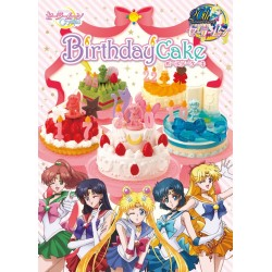 Sailor Moon Crystal - Cafe Sweets Collection Re-Ment miniature blind box