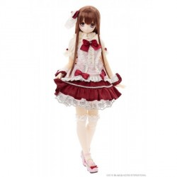 Azone EX CUTE series『Peridot Maya Twinkle a la mode』Doll