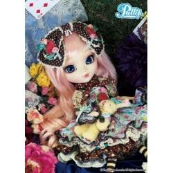 Muñeca Pullip Groove Jun Planning ALICE DU JARDIN MINT VERSION VER Doll