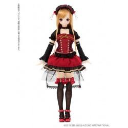 Azone EX CUTE series『Twinkle a la Mode Aquamarine』Doll