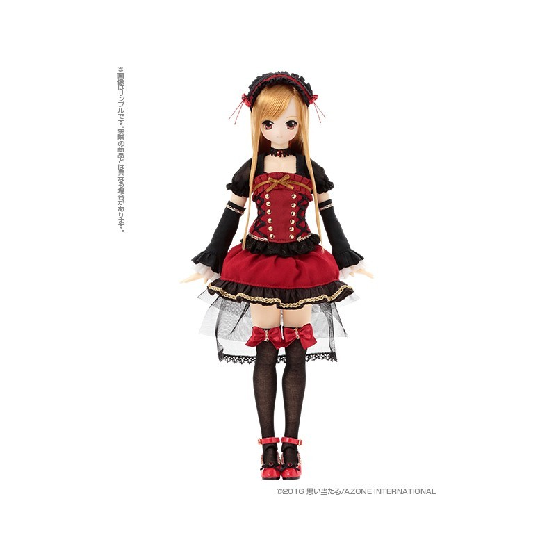 azone sahra 39 s a la mode series ruby lycee doll. Black Bedroom Furniture Sets. Home Design Ideas