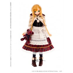 Azone Sahra's a la Mode series『Ruby Lycee』Doll