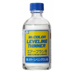 MR HOBBY LEVELING THINNER T-108 400 400ml . Perfect for BJD
