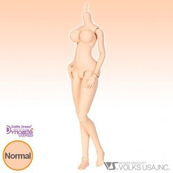 VOLKS Dollfie Dream Dynamite Doll DDDy III Base Body Normal Color Cuerpo