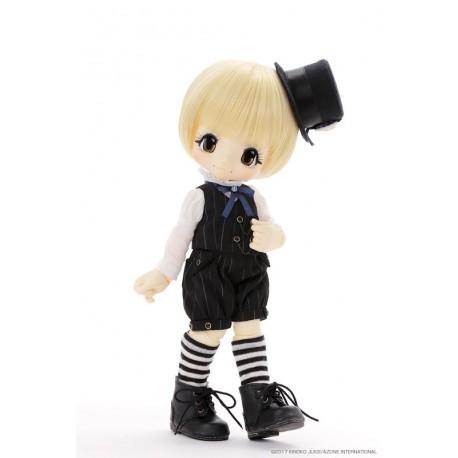 Azone Hello Kikipop Kinoko Juice Lovers! Smile Marron Brown Doll NEW