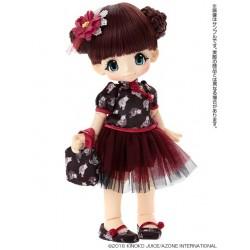 Azone Hello Kikipop Kinoko Juice Lovers! Smile Champagne Blond Doll NEW