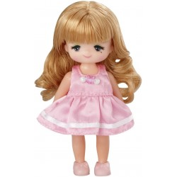 MINI Takara Tomy Rika doll Aoi-chan Licca LD-25 kindergarten