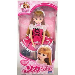 Licca-Chan LD-06 Fruit Parlor Doll