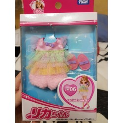 "PETWORKS® RURUKO DOLL MUÑECA ""AE A LINE RIBBON DRESS"" NEW MINT IN BOX (NIB)"