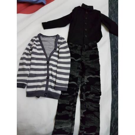 1/3 60cm BJD girl Doll Volks Set Faux Leather