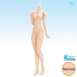 VOLKS Dollfie Dream Sister Doll III Base Body Natural Color Cuerpo