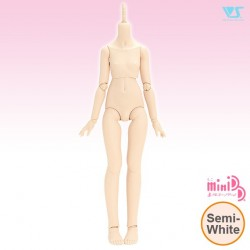 VOLKS MINI MDD Dollfie Dream Doll DD III Body Semi-White Color Cuerpo