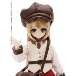Azone SAHRA'S A LA MODE series 『Abyssinian Maya x Meow Meow 』Doll