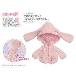 Kinoko KIKIPOP Planet [Hug Me ! Rosette One-Piece Dress Set] BLACK Check