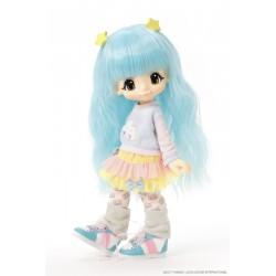 Azone Hello Kikipop Kinoko Juice [ ROUROU x PANDA ORIENTAL SILVER ] Doll NEW