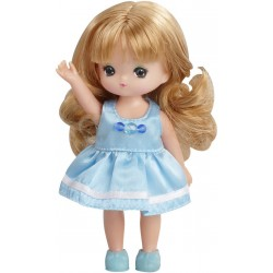 MINI Takara Tomy Rika doll Maki-chan Licca LD-22
