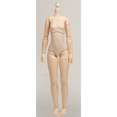 [PRE ORDER] Obitsu SBH-L 24cm Female / Chica White BODY DOLL