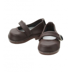 "Azone KIKIPOP! - Kinoko Planet ""Strap Shoes"" Zapatos BROWN (DOLL CLOTHING)"