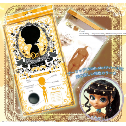 [PREORDER] Make It Own Pullip MOCHA Kit MIO Face & Body