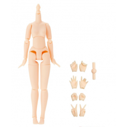 Picco Neemo 1/12 M Natural / Flesh Reinforced Cuerpo Body