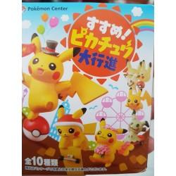 Pokemon Susume Pikachu Re-ment blind box