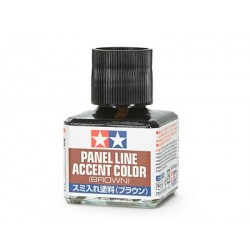 Tamiya Panel Line Accent Color BROWN