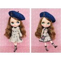 "TAKARA® NEO 12"" BLYTHE DOLL ""MUSICAL TRENCH"" NEW MINT IN BOX (NIB)"