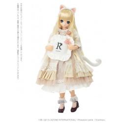 Azone SAHRA'S series『Siamese Cat Mia Meow Meow a la Mode 』Doll
