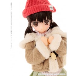 "AZONE PICCO EX CUTE INTERNATIONAL STUDENT ""RAILI"" NEW MINT IN BOX (NIB) PICCO NEEMO 1/12 DOLL"