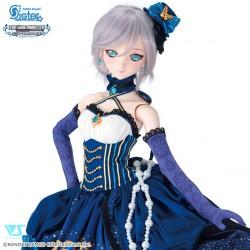 Dollfie Dream VOLKS Hatsune Miku Snow Version DOLL Muñeca NEW