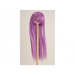 60cm Wig M Long ( Dark Brown) OBITSU 8-9 inch