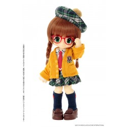 Muñeca Azone Hello Kikipop Kinoko Juice CHERRY PIE DINER Doll NEW