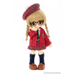 Muñeca Azone Hello Kikipop Kinoko Juice Hi! My School Fukuiinchou no P-chan Doll NEW