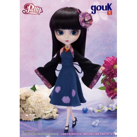 Muñeca Pullip Groove GOUK KAGEZAKURA Doll