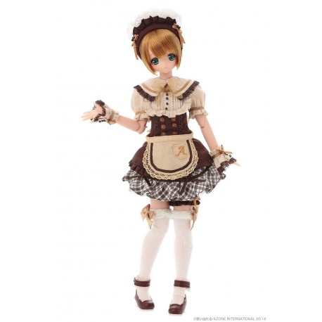 Azone EX CUTE series『 Little Swallow Yuta 』Doll