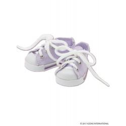 """Azone KIKIPOP! - Kinoko Planet """"Low-cut Sneakers"""" Purple"""