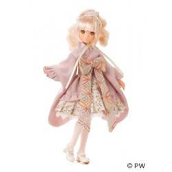 "PETWORKS® RURUKO DOLL MUÑECA ""bebichhichi HOOD CAPE"" NEW MINT IN BOX (NIB)"