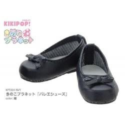 "Azone KIKIPOP! - Kinoko Planet ""Ballet Shoes"" Zapatos NAVY (DOLL CLOTHING)"