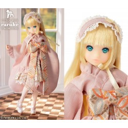 "PETWORKS® RURUKO DOLL MUÑECA ""KARASUBA HIME"" NEW MINT IN BOX (NIB)"