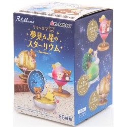 Rilakkuma Starrium rement miniature blind box