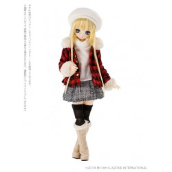 Azone EX CUTE series『 Wicked Style Aika IV 』Doll