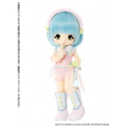 Muñeca Azone Hello Kikipop Kinoko Juice Pipipoppi Pink Pop Doll NEW