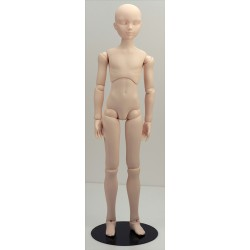 Obitsu 60cm Female / Chica White BODY DOLL
