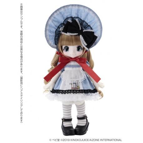 Muñeca Azone Hello Kikipop Kinoko Juice Hi! My School Fukuiinchou no K-chan Doll NEW