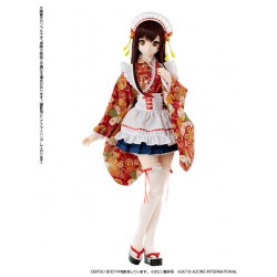 Azone IRIS COLLECT 1/3 series『 Kano Lovely Snows 』Doll