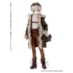 Azone SAHRA'S series『 Alvastaria Tieo 』Doll