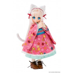 "AZONE LIL' FAIRY ""VEL CAT VERSION"" NEW MINT IN BOX (NIB) DOLL MUÑECA"